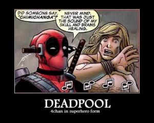 Deadpool Quotes