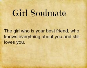 how to tell if she is my soulmate