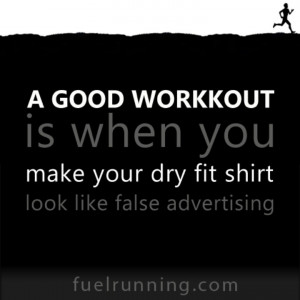 good workouts