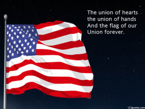 Flag day 2012 quotes with wallpaper.
