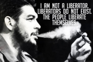 Che Guevara Quote Motivational Archival Photo Poster Masterprint