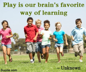 ... friends soon and also play a lot with them through playing they make