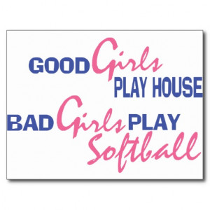 cute softball sayings