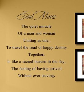 soul mates the quiet miracle of a man and woman uniting as one
