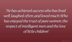 Quotes Success Love Life