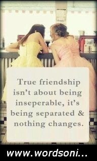 Long Lasting Friendship Quotes