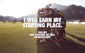nikefootball YoloBaller You have the motivation time to prove what