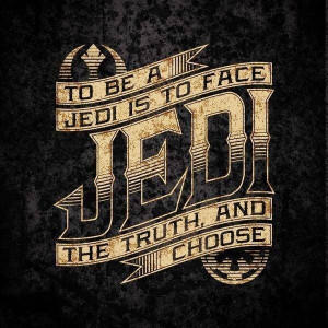 to be a Jedi quote