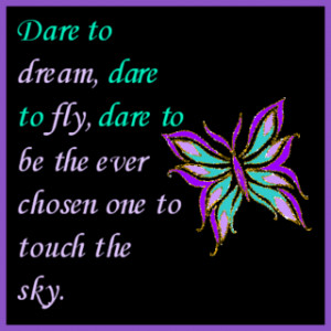 Poem: Dare To Dream