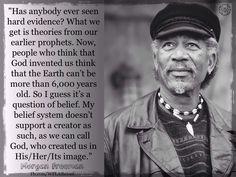 Morgan Freeman #quote morgan freeman