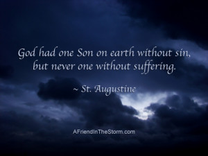 St. Augustine's Prayer to the Holy Spirit