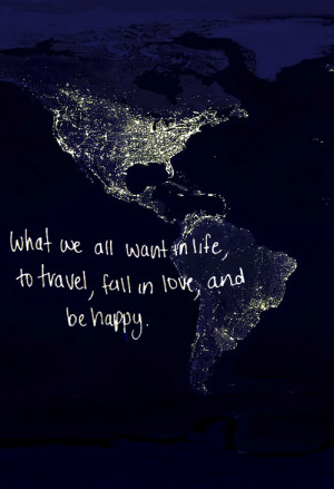 love life text quotes beautiful Typography words travel in love ...