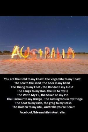 Date quotes in Australia