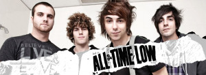 All time low band facebook banner Facebook cover
