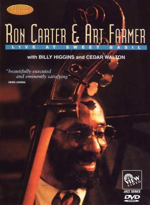 Ron Carter & Art Farmer: Live at Sweet Basil (DVD)