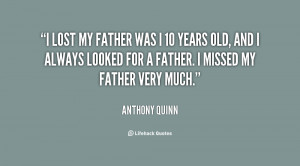 Miss My Father Quotes