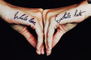 matching tattoos quotes for couplesCute Matching Couple Tattoos Quotes ...