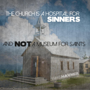 Vance Havner Quote – The Church