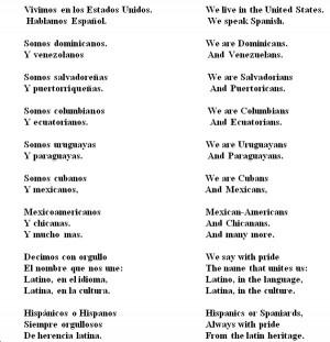 spanish love poems with english translation