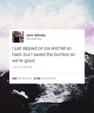 favorite jack gilinsky tweets that happen to touch my heart