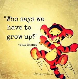 Said By Walt Disney Quotes. QuotesGram