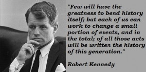 Robert kennedy famous quotes 2