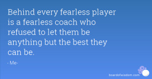 Best Coach Quotes