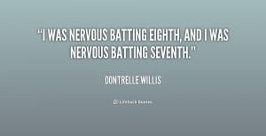 Nervous Quotes