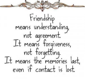 ... friendship quotes image . It says a lot although there is no text in