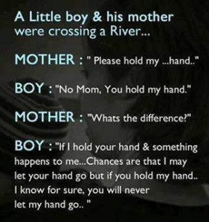 and son quotes little boys | Nice Sayings About Mother A Little Boy ...