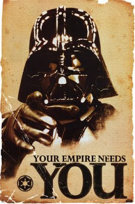 Star Wars Poster. Funny pictures and quote pin board by Asher Socrates ...