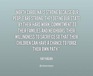 North Carolina Quotes