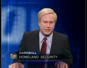 Chris Matthews Quotes and Sound Clips