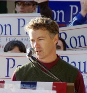 Tea Party Movement defined - quotes from Rand Paul