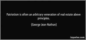 More George Jean Nathan Quotes