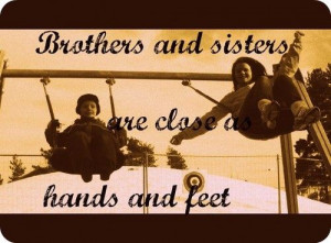 Love My Brother Quotes |