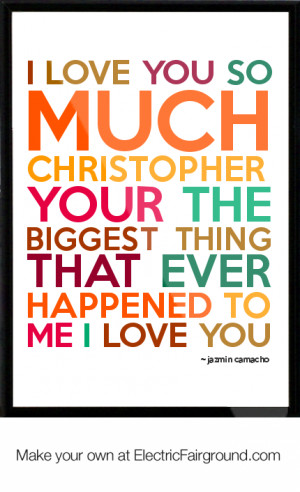 ... Are The Best Thing That Has Ever Happened To Me Love Quotes wallpaper