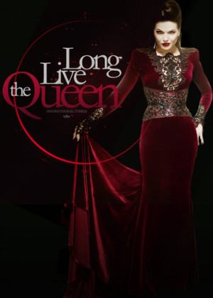 Once Upon a Time Evil Queen Regina
