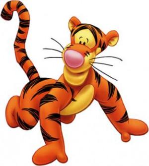 Tony the Tiger vs Tigger?