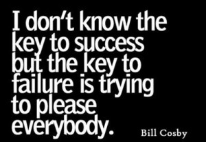 learning this....Bill Cosby
