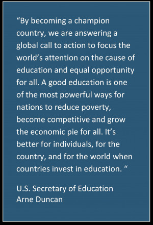 ... economic pie for all. It's better for individuals, for the country