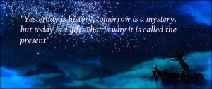 Kung fu Panda Quote by identity511 on DeviantArt