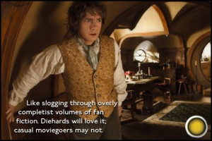 Funny Hobbit Quotes The hobbit: an unexpected