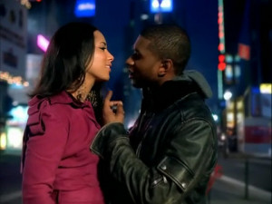 alicia keys and usher my boo
