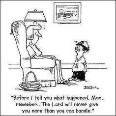From the Church Funnies More