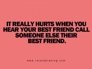 bestfriend, hurts, relatable, text