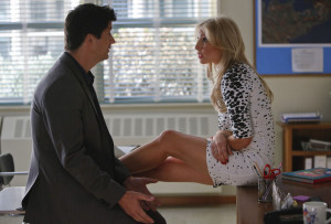 Ken Marino Guest Stars as the Father of Meredith's Student