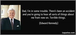 Dad Not Being There Quotes