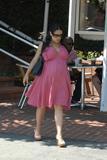 Salma Hayek Pretty In Pink pictures