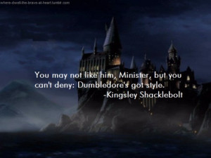 One of the best Harry Potter quotes ever -Harry Potter and the Order ...